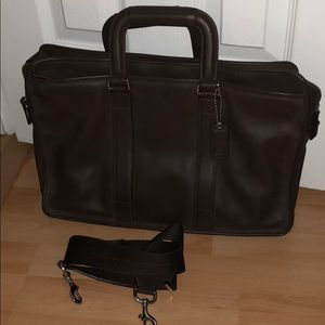Coach Men's Laptop Bag